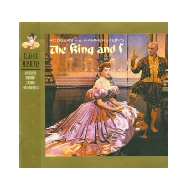 King and I CD
