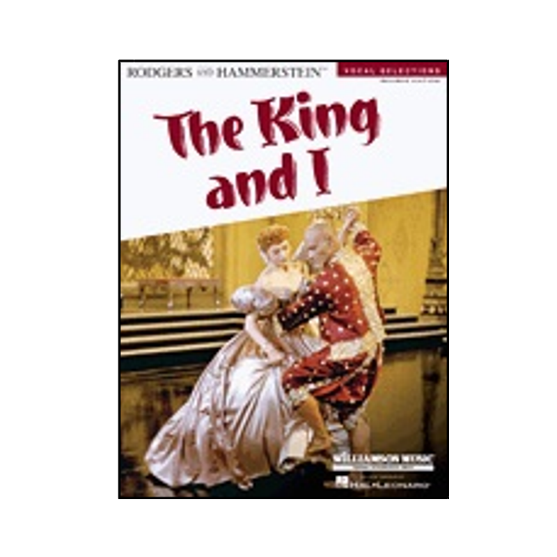 King and I Songbook